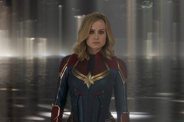 Brie Larson Had No Idea What She Was Filming for AVENGERS: ENDGAME