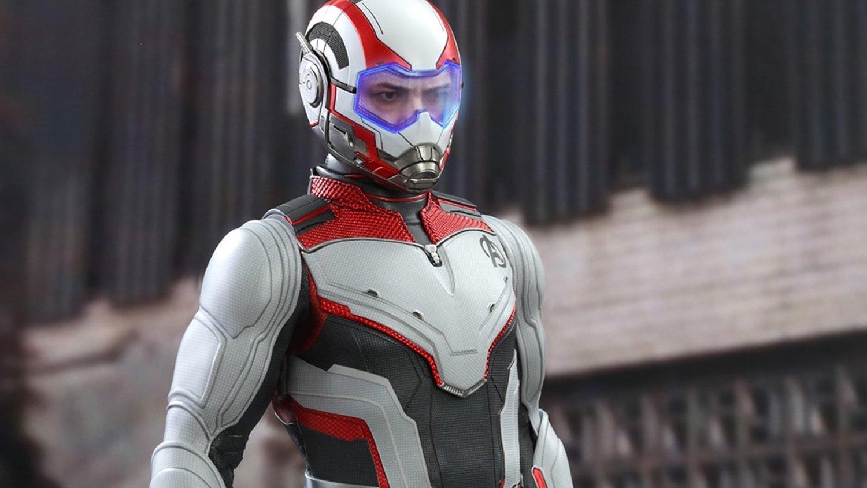 Avengers Quantum Suit | MCU Minecraft Skin