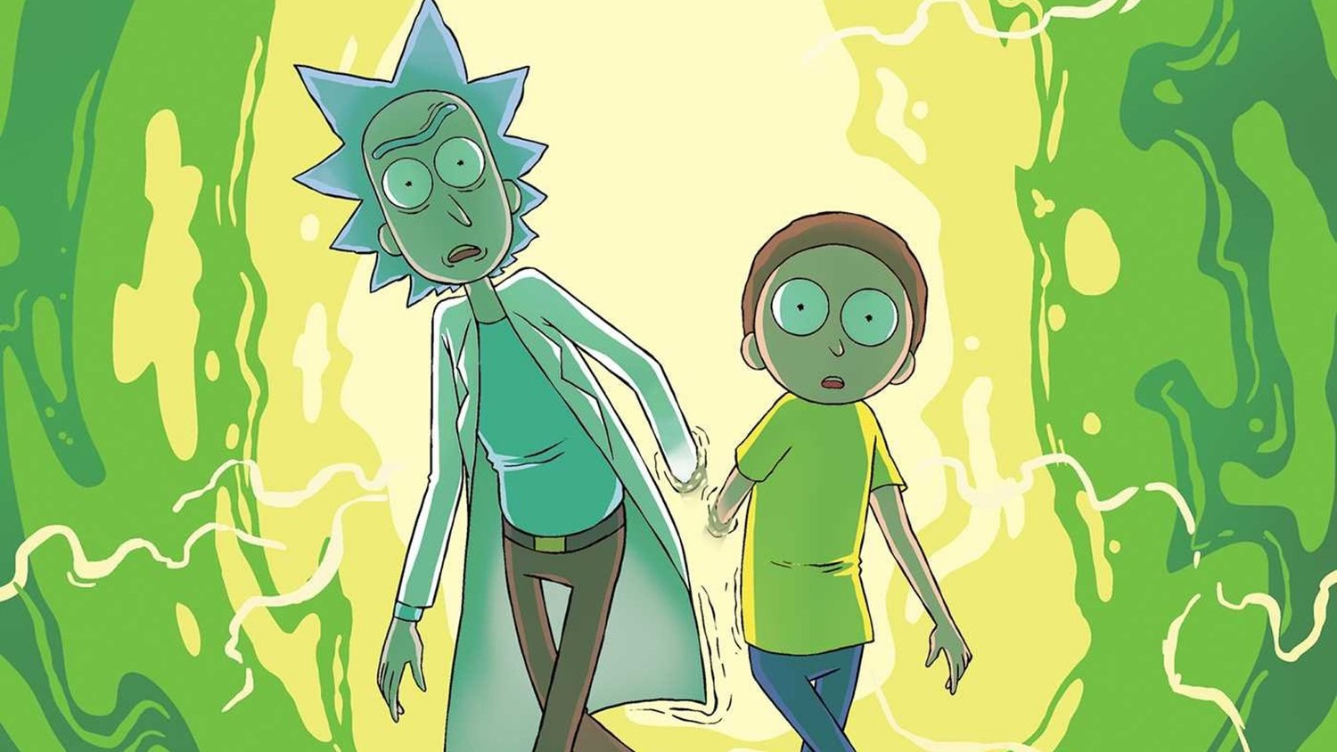 HBO Max Gets Exclusive Streaming Rights to RICK & MORTY and SOUTH ...