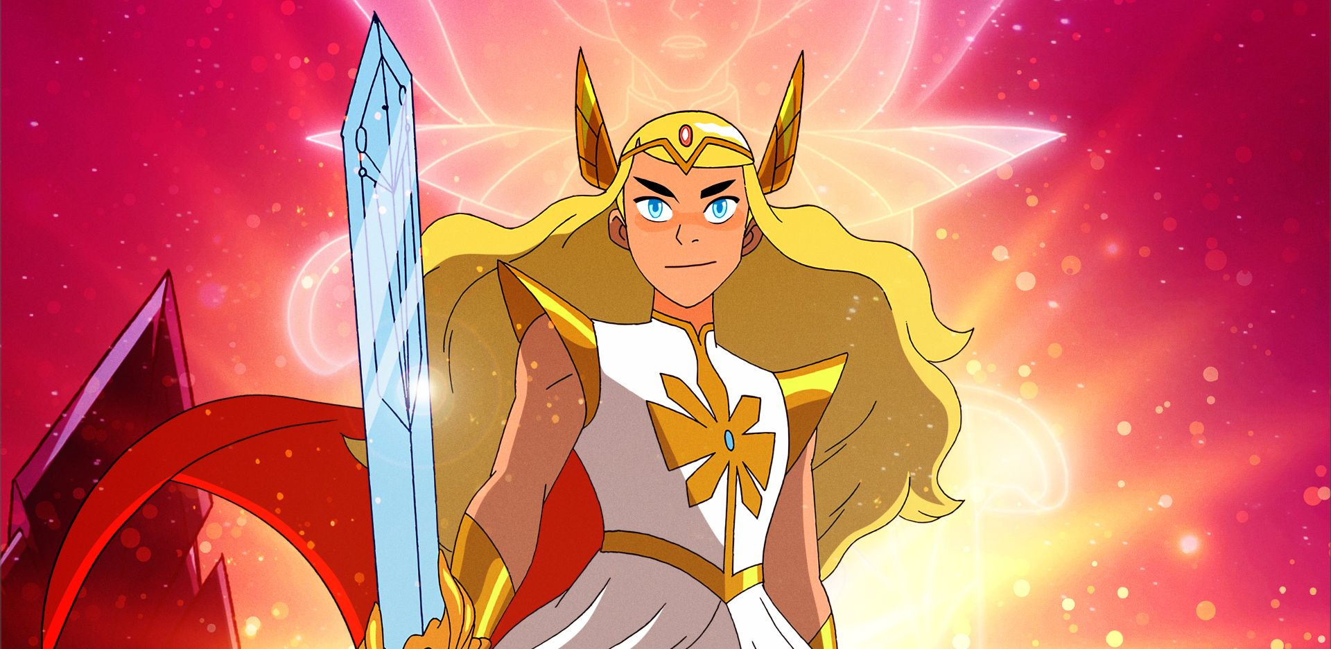 SDCC 2019 She-Ra and The Princesses of Power She-ra Vs Shadow Weaver 2-Pack