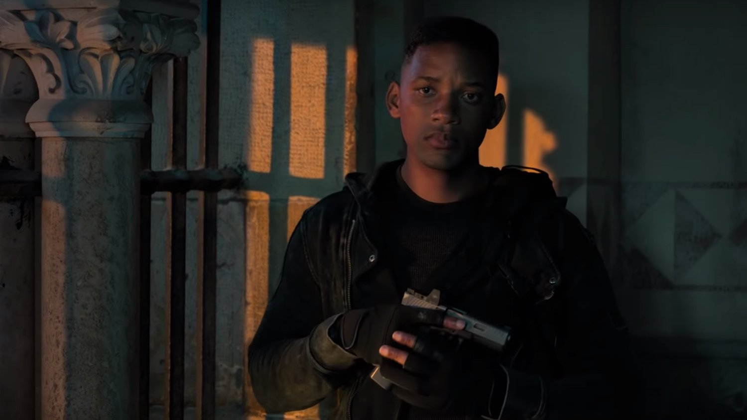 Director Ang Lee Shared Some Cool Footage From His Will Smith Sci-Fi