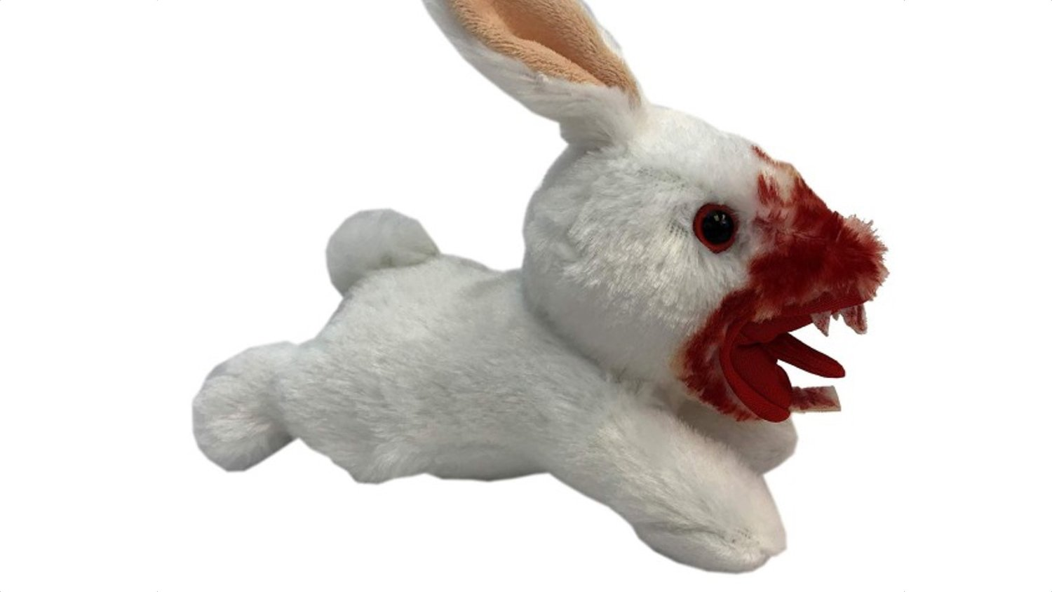 The Bloody Killer Rabbit From MONTY PYTHON AND THE HOLY GRAIL is Now a  Plush Toy — GeekTyrant