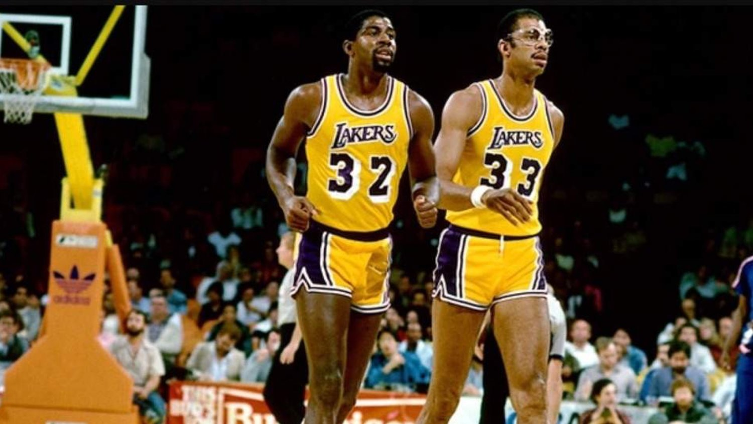 HBO Casts Magic Johnson and Kareem Abdul-Jabbar in Their Showtime ...
