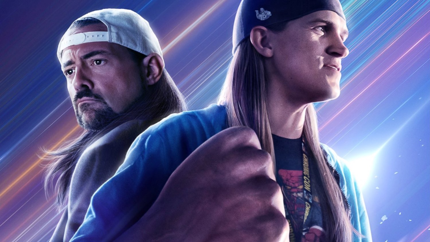 JAY AND SILENT BOB REBOOT Gets an AVENGERS: ENDGAME-Style Poster