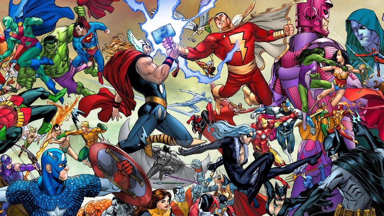 James Gunn pense qu'un croisement entre film Marvel et DC est possible; Qu'est-ce que tu penses? – Newstrotteur james gunn thinks that a marvel and dc movie crossover is possible what do you think social