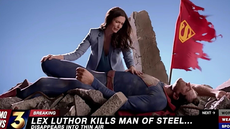 Une nouvelle bande-annonce palpitante pour CRISIS SUR LES TERRES INFINIES de DC présente La mort de Superman – Newstrotteur exciting new trailer for dcs crisis on infinite earths features the death of superman social