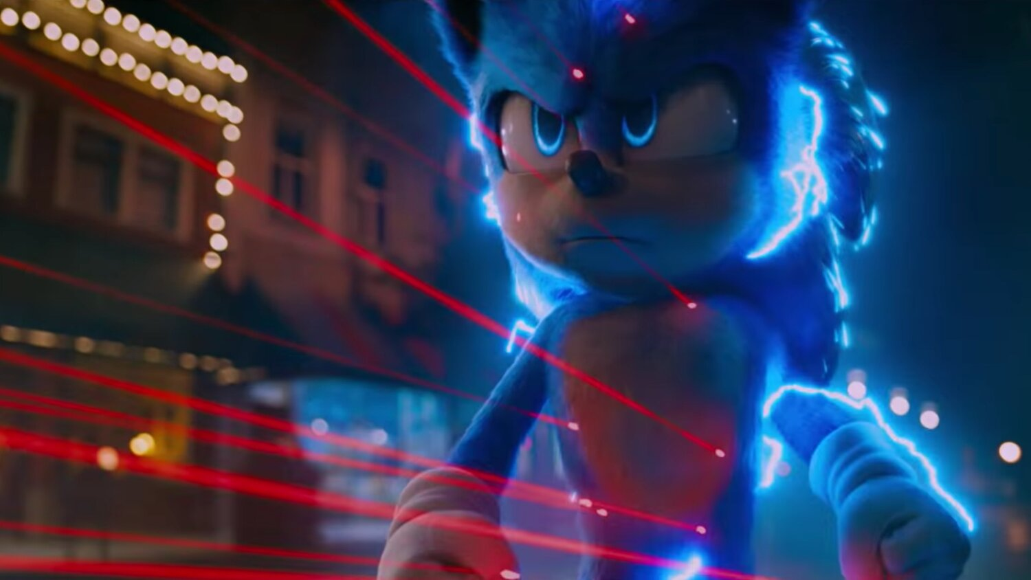 Super Bowl Spot For The Sonic The Hedgehog Movie Geektyrant