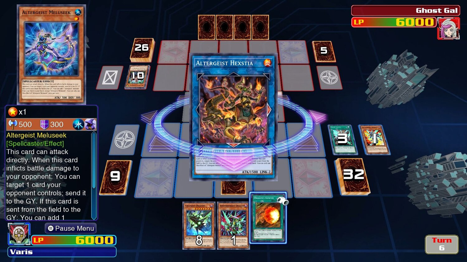 YU-GI-OH! LINK EVOLUTION Coming for PS4, PC, and Xbox One with New Content