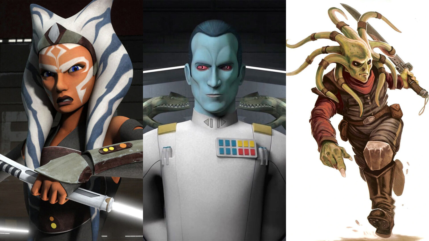 Star Wars Films Should Feature More Non Human Protagonists Geektyrant