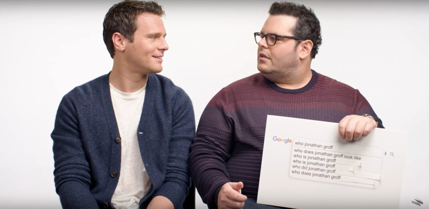 Watch Frozen 2 Stars Josh Gad And Jonathan Groff Answer The Web S Most Searched Questions Geektyrant I want the charges for theft harry potter returned from gringotts, feeling despite the words from the goblins, having been the one to have truly come out ahead on this particular deal. geektyrant