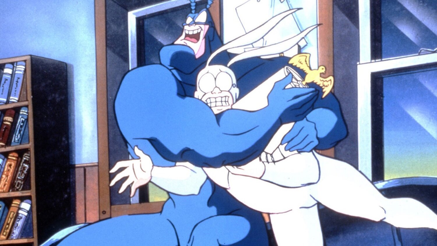 The Tick Is One Of The Most Hilariously Insane Animated Shows Ever Geektyrant