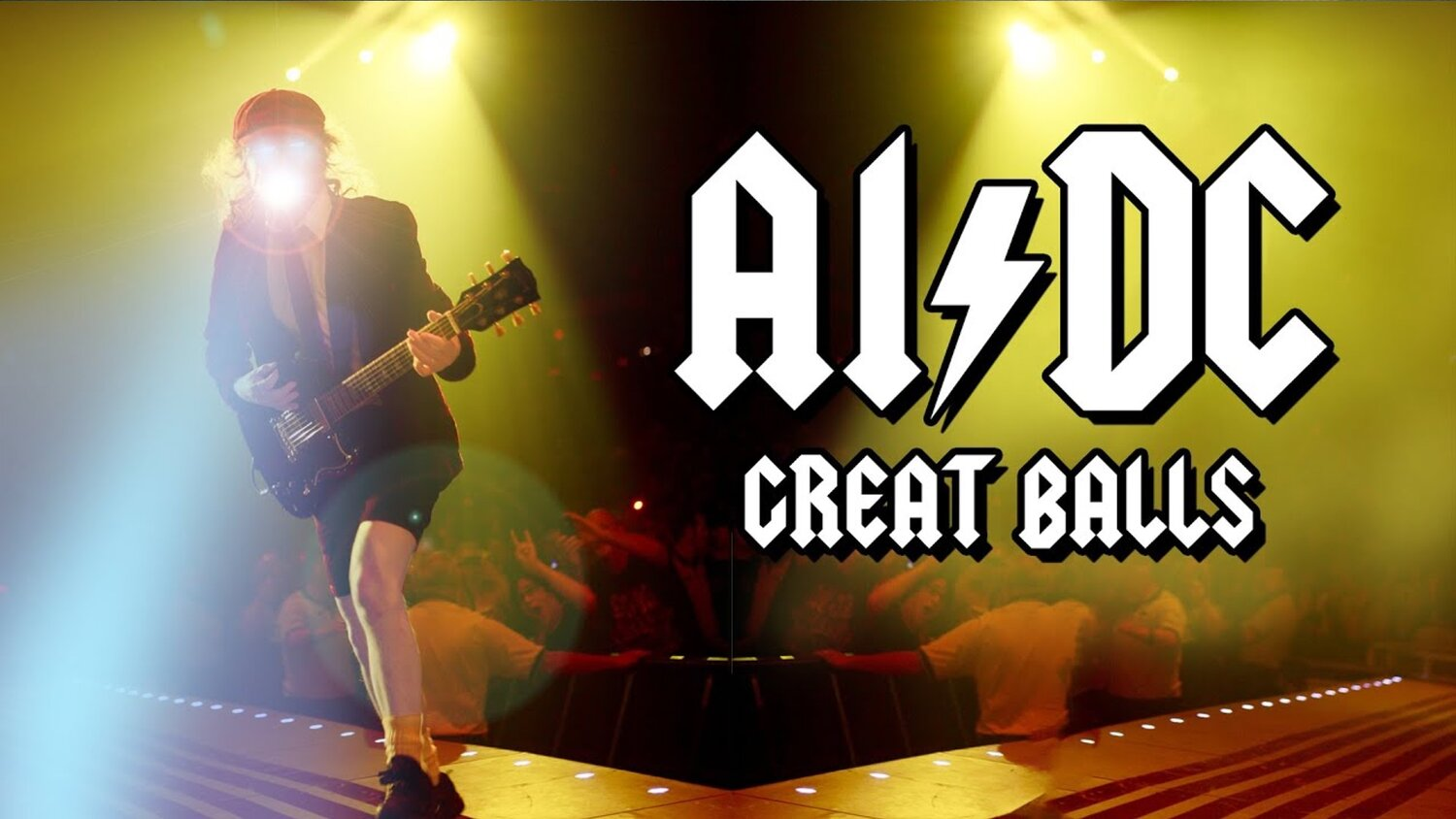 """Great Balls"" is an AC/DC-Style Rock Song Written By an AI Bot and It's Pretty Funny — GeekTyrant"