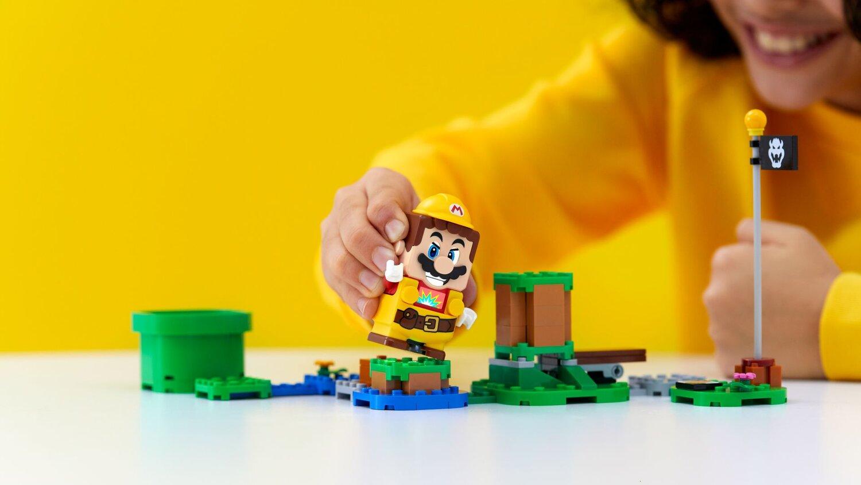 New Powerup Packs Revealed for LEGO SUPER MARIO