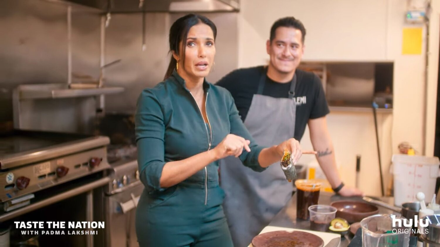 Get Ready to Drool Over the Delicious Food in Trailer for TASTE THE NATION WITH PADMA LAKSHMI — GeekTyrant