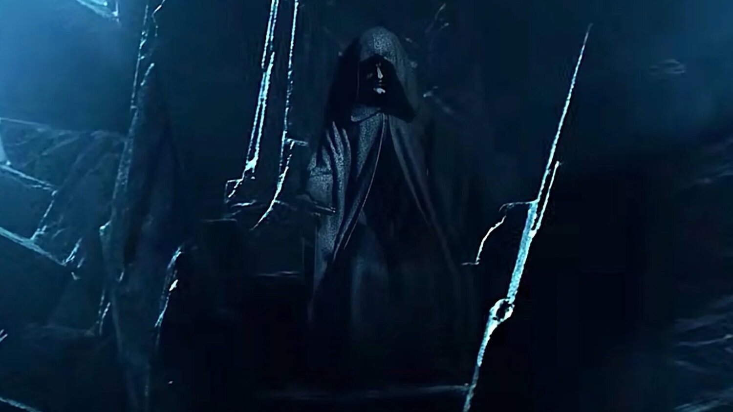 An Early Draft Of Star Wars The Rise Of Skywalker Featured Palpatine Hiding On Coruscant Geektyrant
