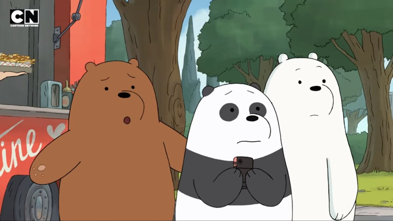 WE BARE BEARS THE MOVIE Gets a Fun Trailer and Release Date — GeekTyrant