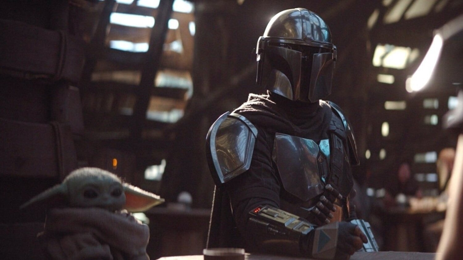 George Lucas Wanted To Shoot His Star Wars Series And Sequel Trilogy Using The Mandalorian Stagecraft Technology Geektyrant