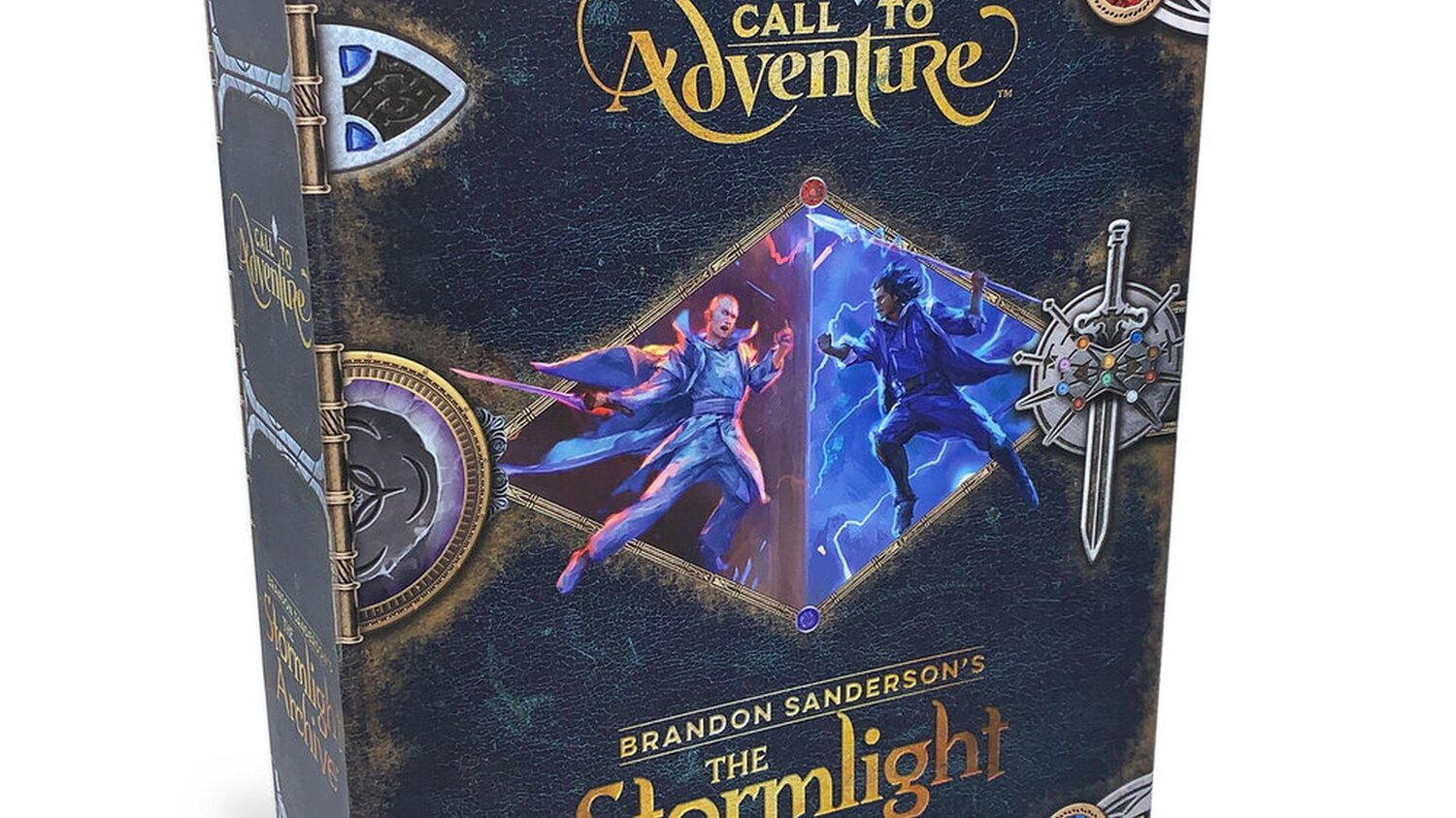 Pre-Order the Deluxe Edition of Brandon Sanderson's THE STORMLIGHT ARCHIVE Board Game Now