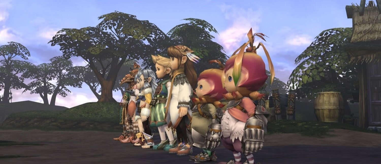FINAL FANTASY CRYSTAL CHRONICLES REMASTERED EDITION Gets August Release Date