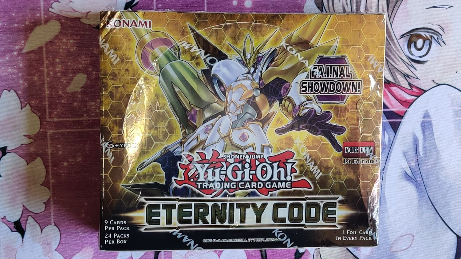 ETERNITY CODE is Almost Here in the United States!