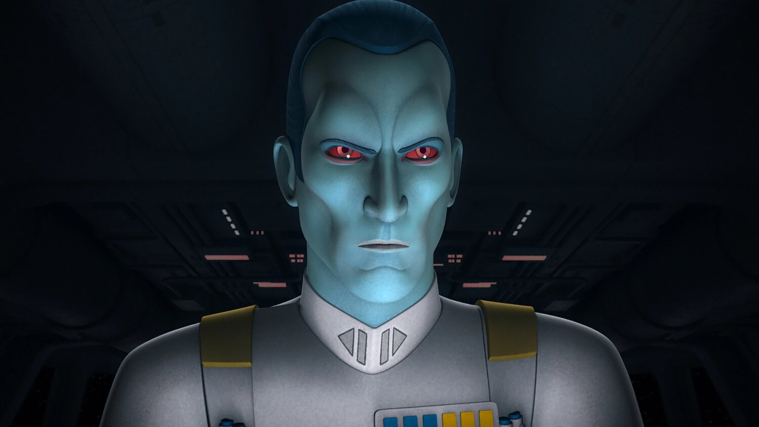 Lucasfilm is Reportedly Developing a Live-Action Grand Admiral Thrawn Series For Disney+