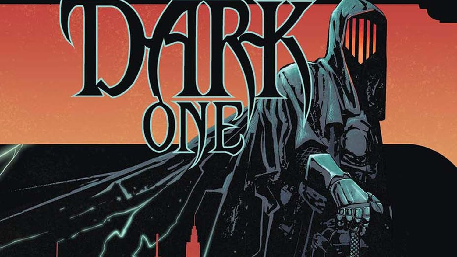 Read the First Chapter of Brandon Sanderson's DARK ONE Graphic Novel Now