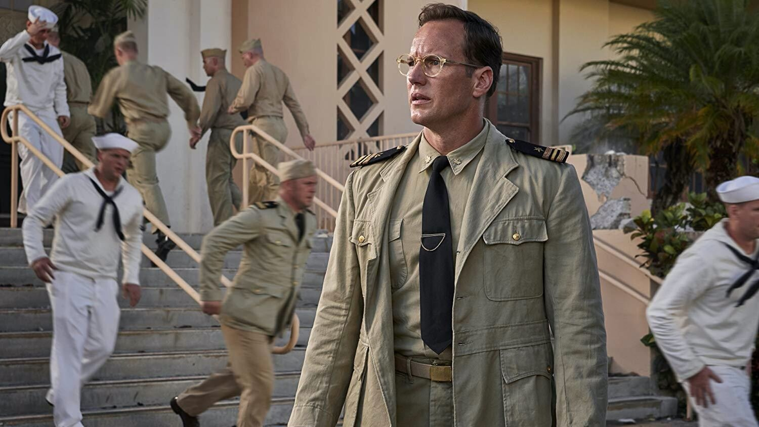 Patrick Wilson, Halle Berry, and Josh Gad Set for Director Roland Emmerich's MOONFALL