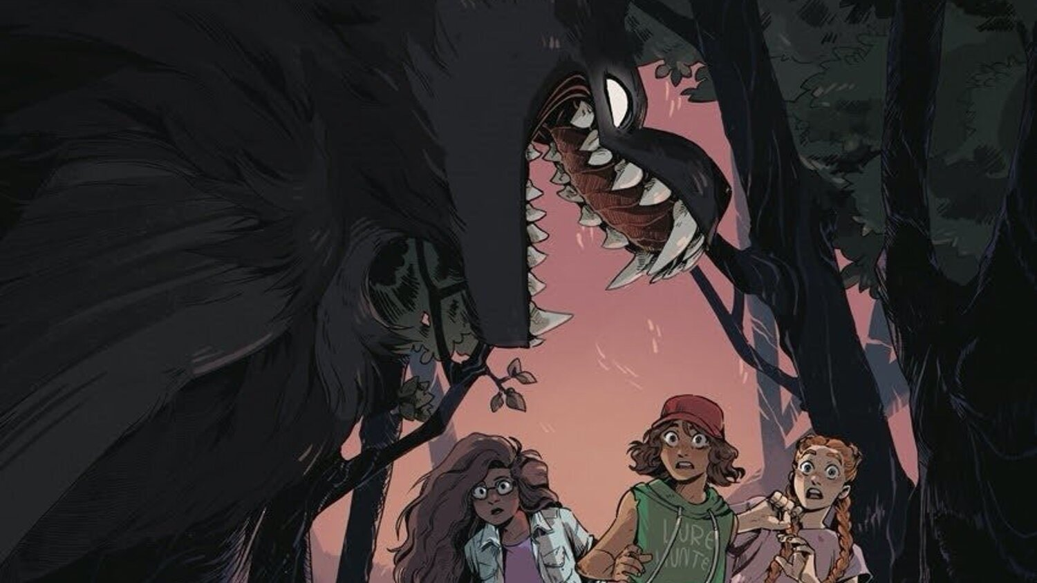 GOOSEBUMPS: SECRETS OF THE SWAMP Comic Book Announced with Cover Art