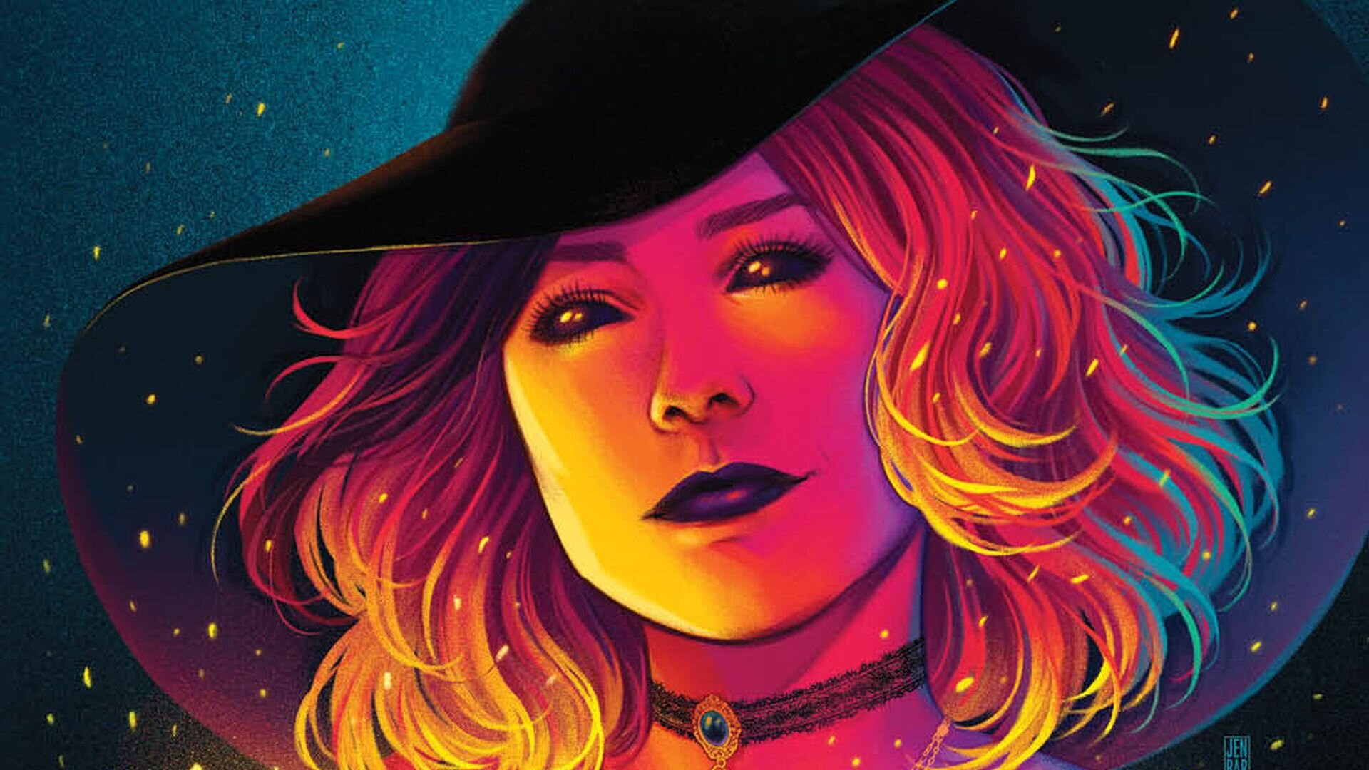 Here's Our First Look at BUFFY THE VAMPIRE SLAYER: WILLOW #1