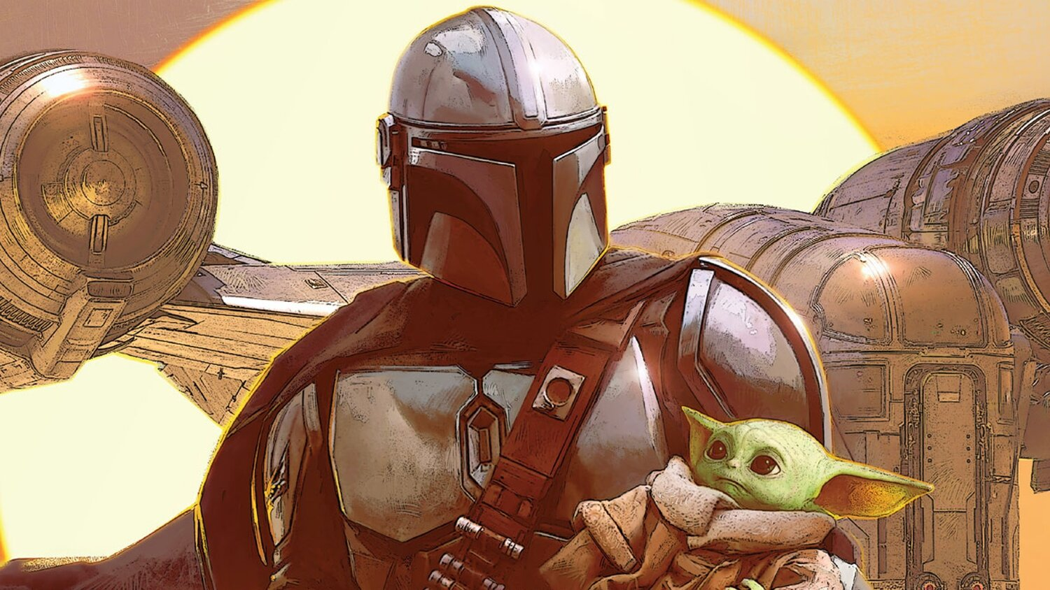 THE MANDALORIAN Is Getting a Line of Books That Will Dive Deeper into the Series