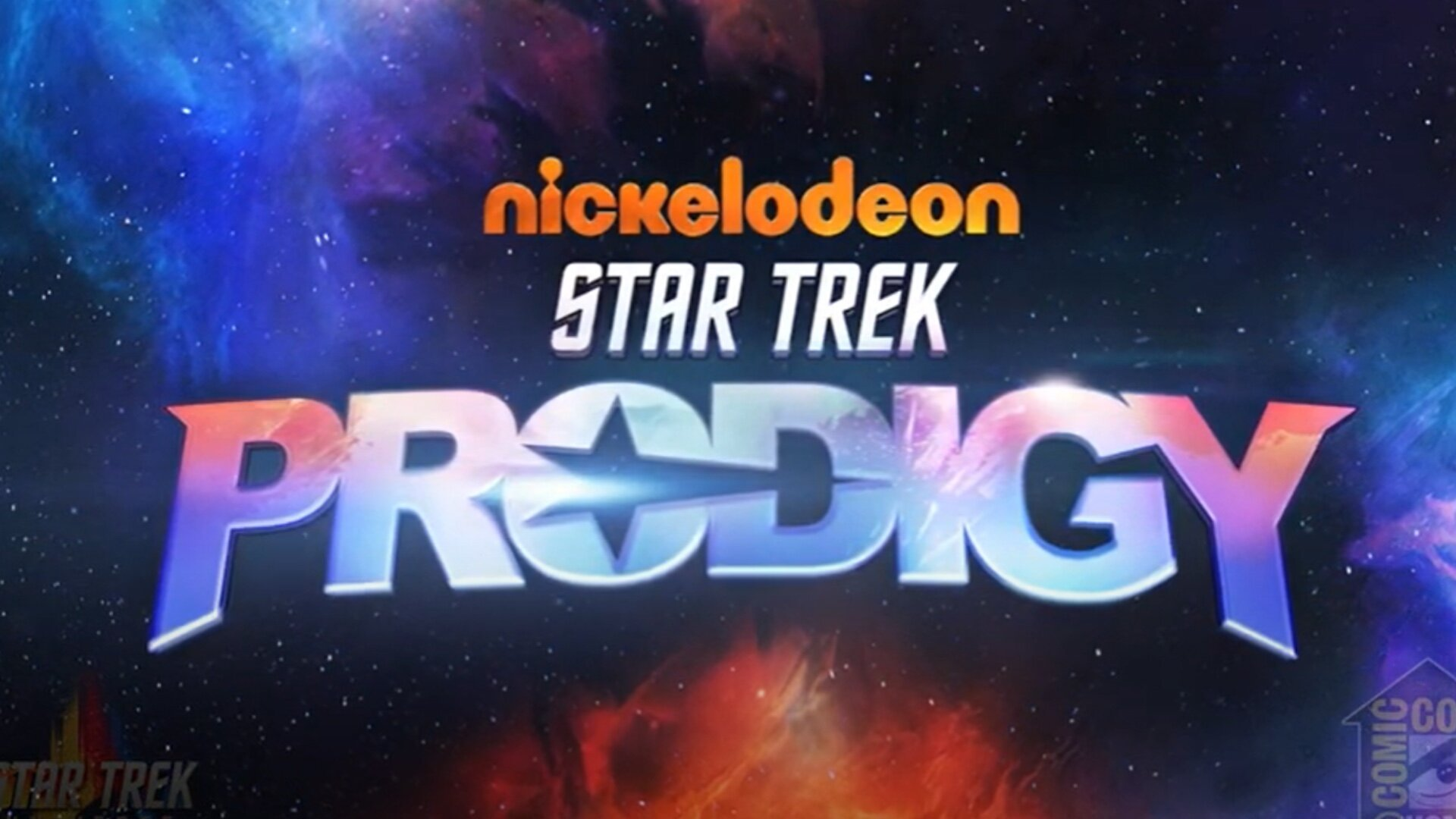 Logo and Info Revealed for Nickelodeon's STAR TREK Animated Kids Series STAR TREK: PRODIGY