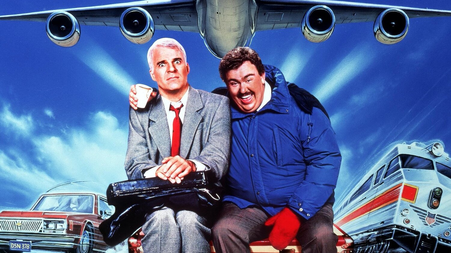 Will Smith and Kevin Hart To Star in PLANES, TRAINS, & AUTOMOBILES Remake