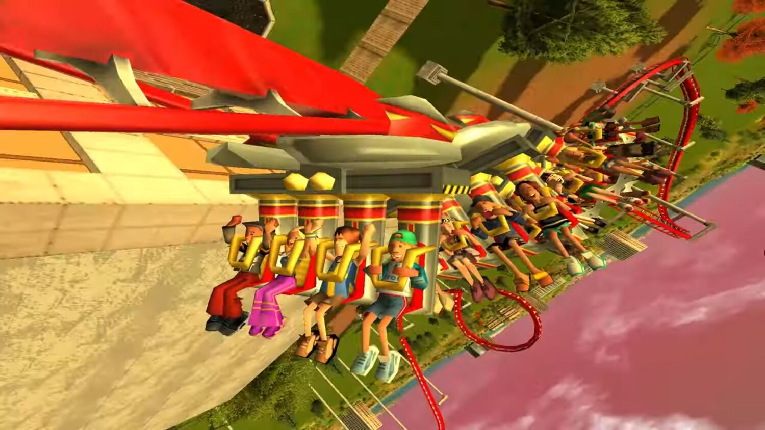 ROLLER COASTER 3: COMPLETE EDITION is Coming to the Nintendo Switch