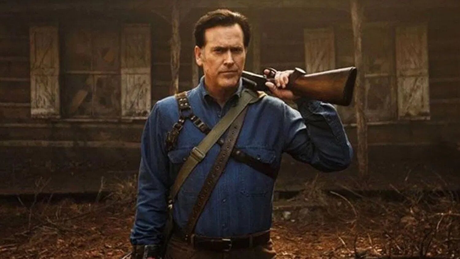 SUPERNATURAL Producers Originally Wanted Bruce Campbell to Play Sam and Dean's Father