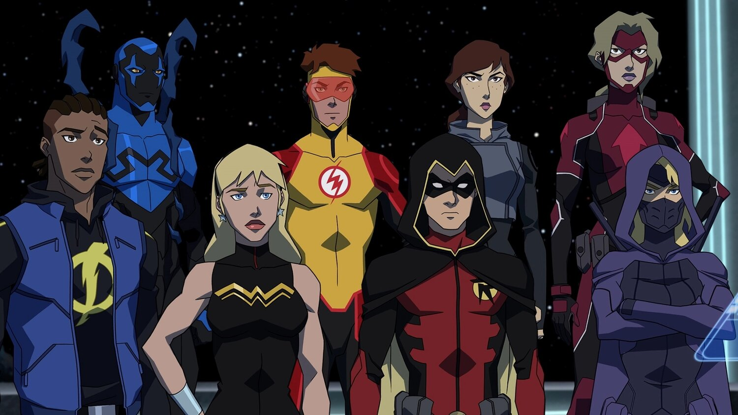 DC's YOUNG JUSTICE Season 4 Will Be Titled YOUNG JUSTICE: PHANTOMS