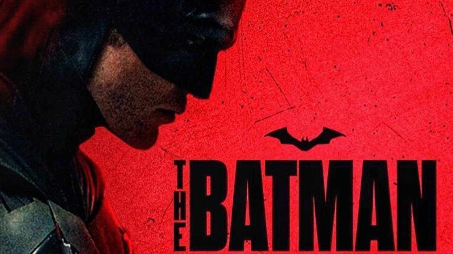 New Poster Art For THE BATMAN