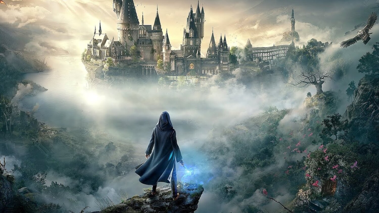 Magical Trailer for PS5's Open World Wizarding World Game HOGWARTS LEGACY Set in the 1800s — GeekTyrant
