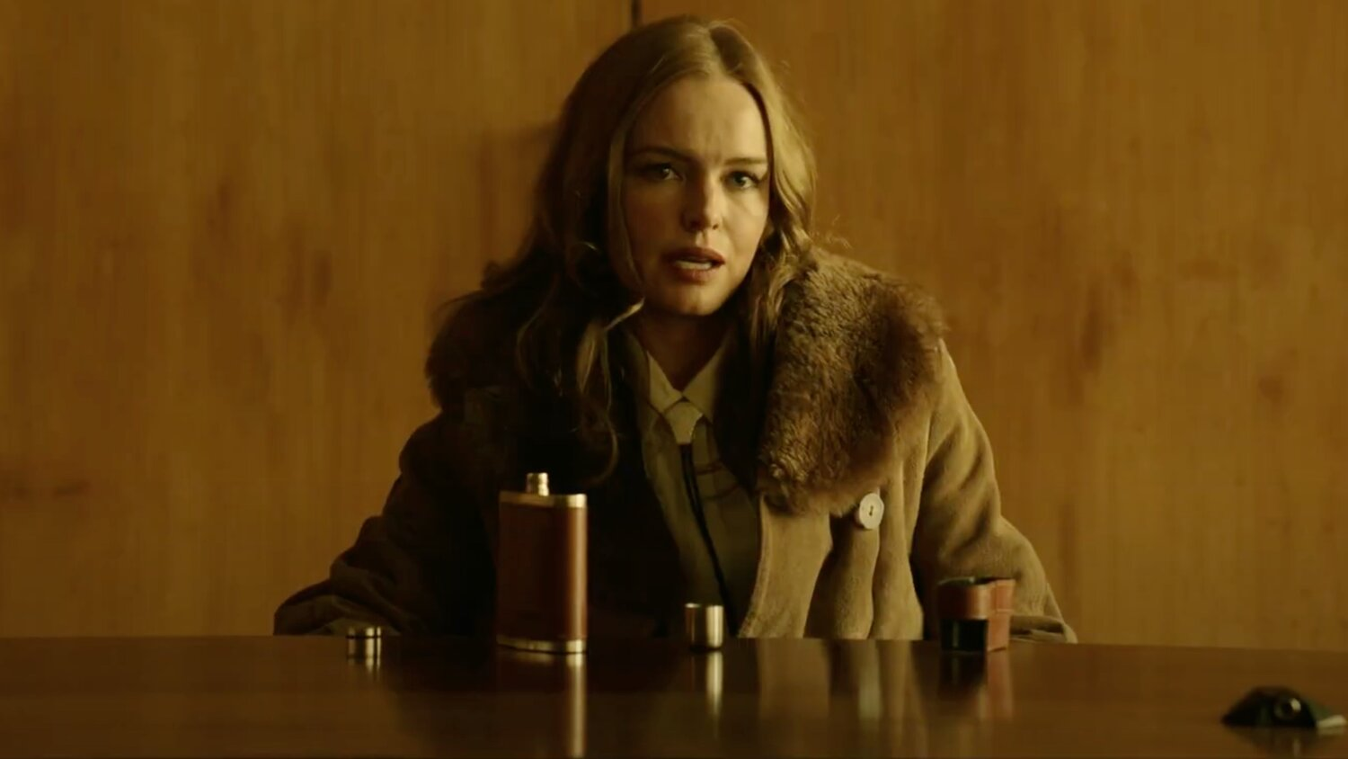 THE DEVIL HAS A NAME Trailer with Kate Bosworth and Edward James Olmos – 'Greed Is Poison and Poison Spreads'
