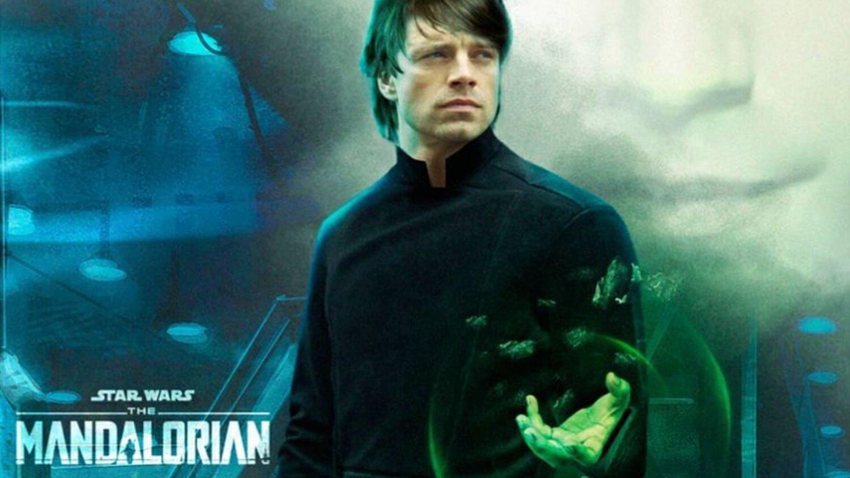 Fan Art Sebastian Stan as Luke Skywalker