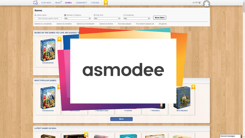 Asmodee Acquires Online Board Game Platform Board Game Arena