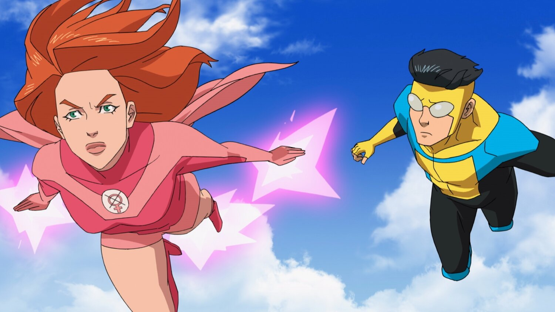 Amazon Renews Robert Kirkman's INVINCIBLE for Seasons 2 and 3! — GeekTyrant - Geeky Craze