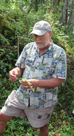 Don Ollsin, Herbal Mentor