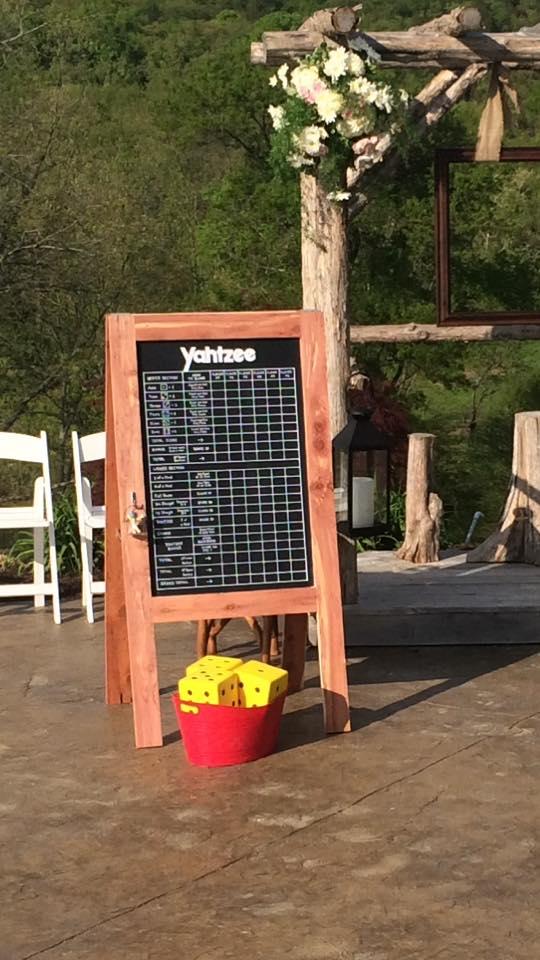 #42 - Giant Yahtzee