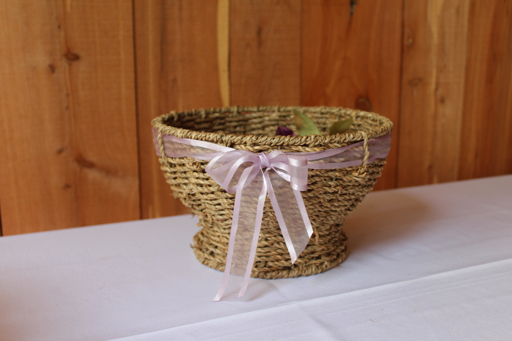 #65 - Wicker Basket