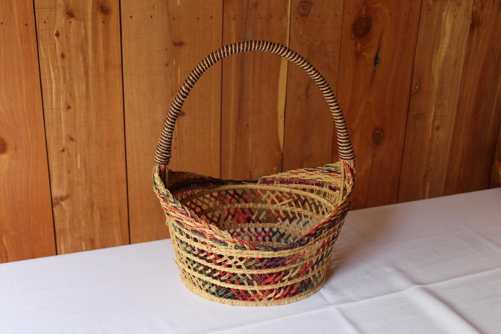 #76 - Woven Basket
