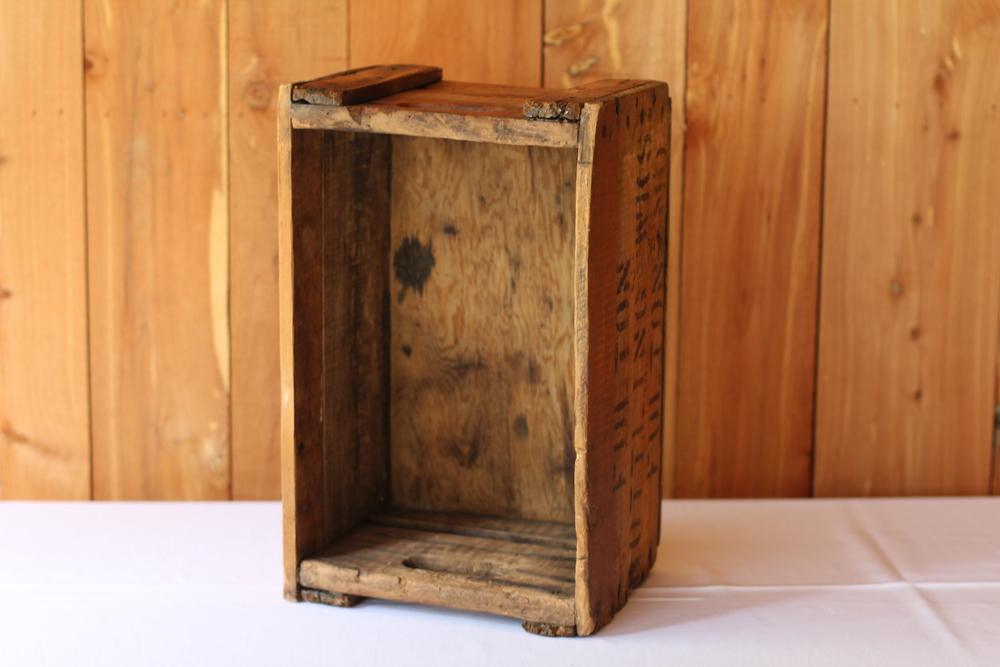 #123 - Crate