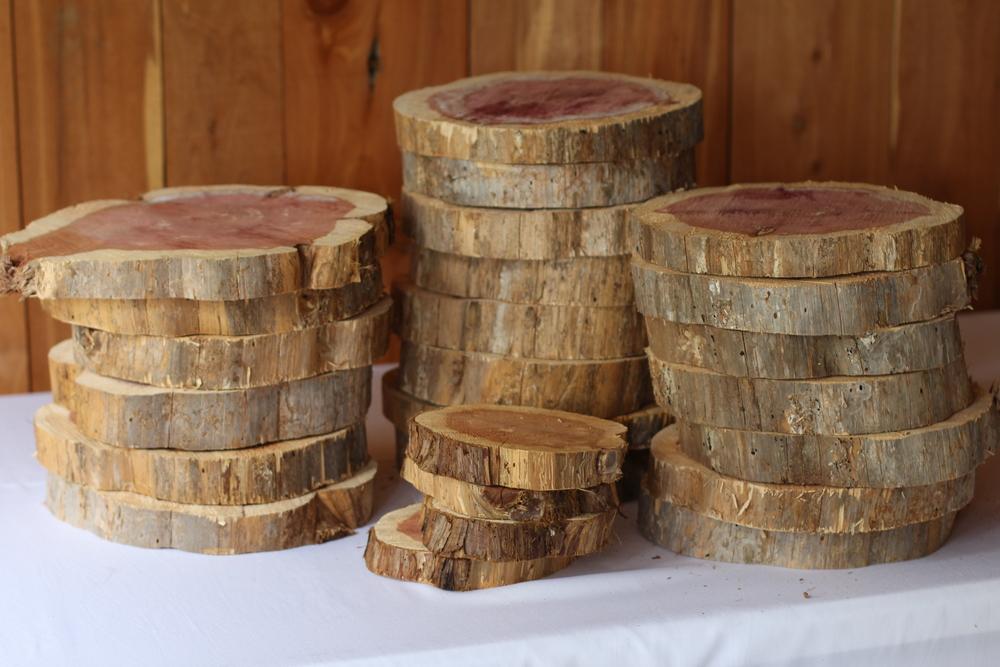 #126 - Small Cedar Rounds
