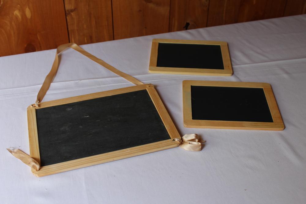 #161 - Chalkboard Signs