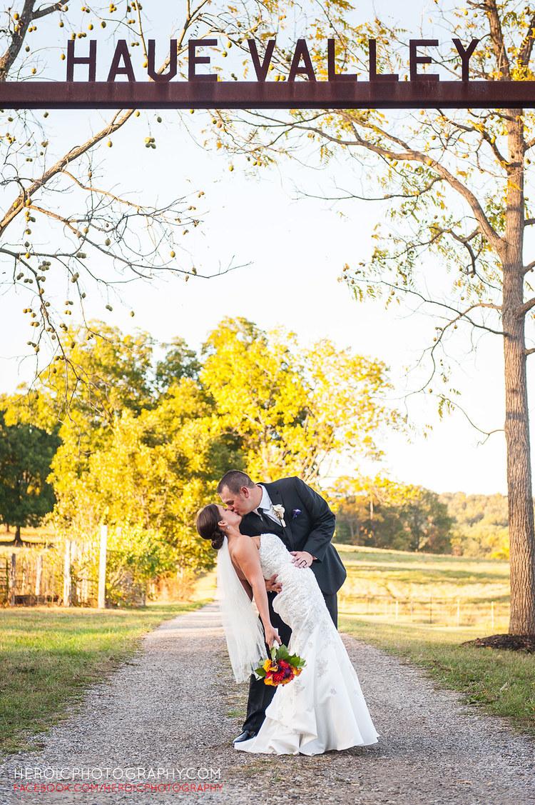 Heroic Photography - Farm Weddings in St. Louis