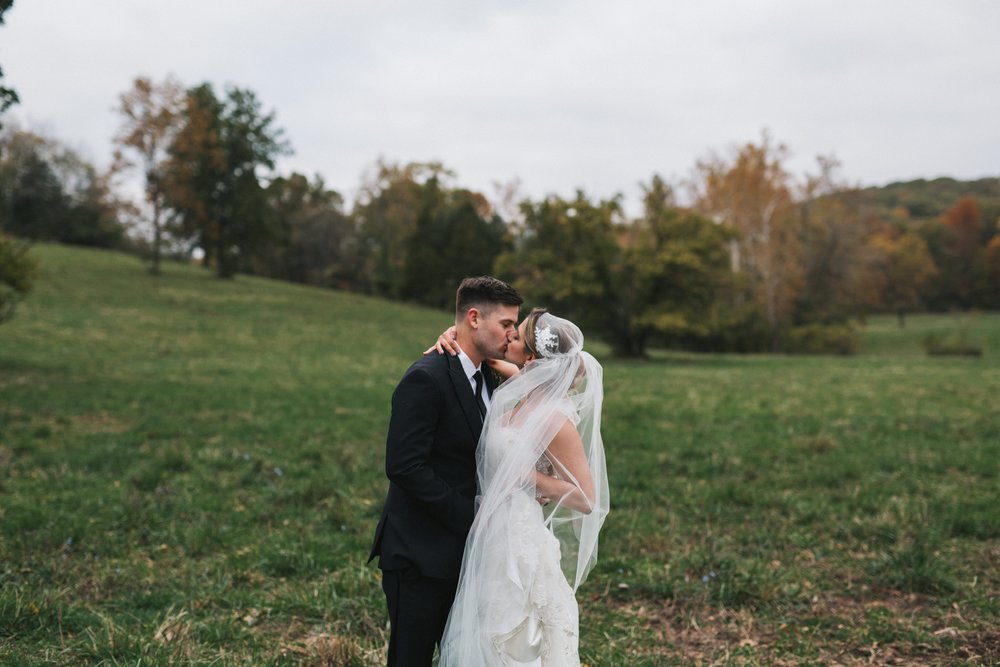 Glam St. Louis Wedding